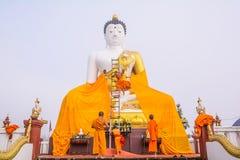 Big Buddha. Stock Photos