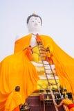 Big Buddha. Stock Photo