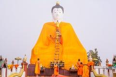 Big Buddha. Royalty Free Stock Photo