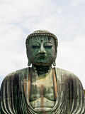 Big Buddha Daibutsu, Kamakura, Japan Stock Image