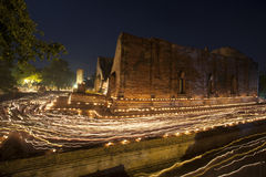 Big Buddha day in Thailand Stock Photos