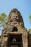 Big Buddha face Stock Image