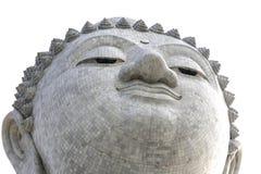 Big Buddha face Royalty Free Stock Photo