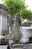 Big buddha in the grand palace Stock Photos