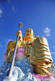 Big Buddha, Had Yai Thailand Stock Photo