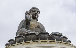 Big Buddha Royalty Free Stock Image