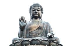 Big Buddha. The Big Buddha in Hongkong Royalty Free Stock Images