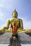 Big Buddha Image Stock Images
