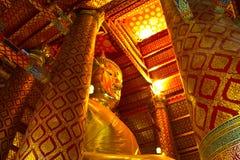 Big Buddha image Royalty Free Stock Image