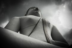 Big Buddha Image royalty free stock photos
