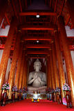 The big buddha Royalty Free Stock Photography