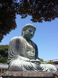 Big Buddha image Royalty Free Stock Photo