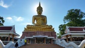 Big Buddha Image Royalty Free Stock Photo