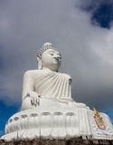 Big Buddha on the island Phuket, Thailand Stock Photo