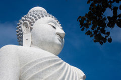 Big Buddha on the island Phuket, Thailand Stock Photos