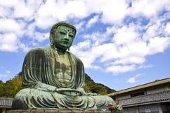 Big Buddha in Japan. Royalty Free Stock Image