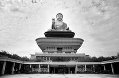 BIg Buddha in Kaohsiung in Taiwan royalty free stock photo