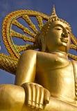 Big buddha koh samui Stock Images