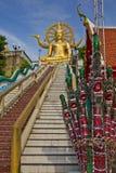 Big buddha koh samui Stock Image