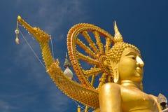 Big buddha koh samui Royalty Free Stock Photos