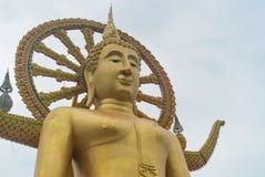Big Buddha in Koh Samui royalty free stock images