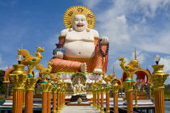 Big Buddha on Koh Samui, Thailand Royalty Free Stock Photos