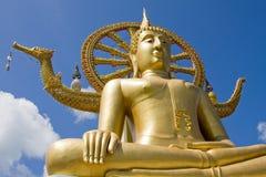 Big Buddha on Koh Samui, Thailand Stock Image