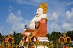 Big Buddha on Koh Samui, Thailand Royalty Free Stock Images