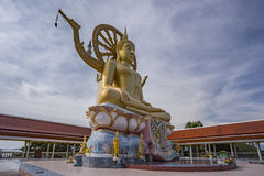 Big Buddha. Koh Samui, Thailand Royalty Free Stock Images
