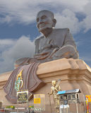 A big Buddha Royalty Free Stock Photo