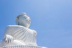 Big Buddha monument on the island of Phuket in Thailand Stock Images
