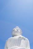 Big Buddha monument on the island of Phuket in Thailand Royalty Free Stock Photography