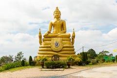 Big Buddha monument on island of Phuket in Thailand. Royalty Free Stock Photo
