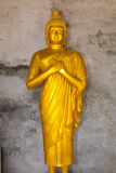 Big Buddha monument on island of Phuket in Thailand Royalty Free Stock Photos