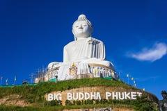Big Buddha monument  in Thailand Stock Image