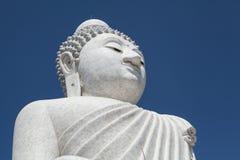 Big Buddha. Monument, Thailand Phuket Royalty Free Stock Image