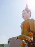 Big Buddha at Morn Theran temple, Chiang Mai, Thailand Stock Image