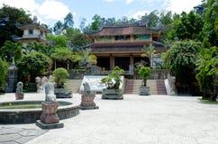 Big Buddha Pagoda Stock Photo