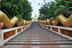 Big Buddha in Pattaya Royalty Free Stock Image