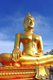 Big Buddha in Pattaya, Thailand Royalty Free Stock Photography