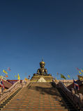 The Big Buddha  at phetchabun province,Thailand Stock Photos