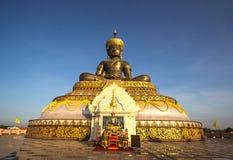 The Big Buddha at phetchabun province,Thailand.  Stock Photos