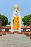 Big buddha. This is a photo of a big buddha statue in Thailand Stock Image