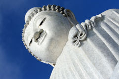 Big buddha in phuket Stock Image