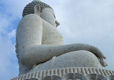 Big buddha phuket Stock Photography
