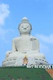 Big buddha phuket. Big bhudda Buddha statue phuket Thailand Stock Photos