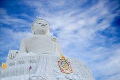 Big Buddha, Phuket. Big buddha at Naga hills, Phuket, Thailand Stock Photos