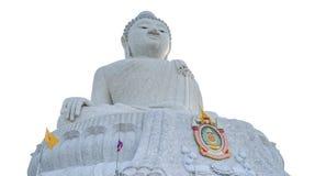 Big Buddha, Phuket. Big buddha at Naga hills, Phuket, Thailand Royalty Free Stock Photos