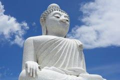 Big Buddha in Phuket Royalty Free Stock Images