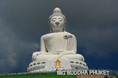 The Big Buddha. Phuket. Thailand Royalty Free Stock Photo